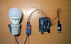 Hướng dẫn bạn đọc tự chế thiết bị vỗ tay để bật đèn/quạt cực đơn giản