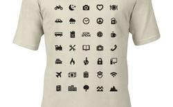 Chiếc 'áo thun ký hiệu' nổi tiếng Internet ra đời từ một vụ hỏng xe ở VN