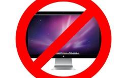"""Apple """"nói lời chia tay"""" với việc tự làm màn hình Cinema Display 5K, chuyển sang nhờ LG"""