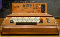 Bạn có tin chiếc máy tính Apple 1 cổ lỗ này đang có giá hơn 5,5 tỷ VNĐ không?