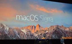 Apple chính thức đổi tên OS X thành macOS, bổ sung trợ lý ảo Siri, có thể copy-paste giữa các thiết bị