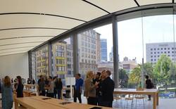 Bên trong Apple Store kiểu mới