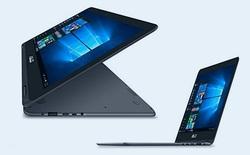 Asus ra mắt ZenBook Flip UX360CA, trang bị Voice Premium giúp điều khiển máy tính từ khoảng cách 4 mét