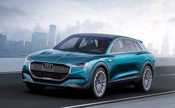 Bằng những tính năng dưới đây, chiếc xe điện của Audi xứng đáng là đối thủ thực sự của Tesla