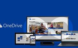 Microsoft chính thức phát hành OneDrive UWP cho Windows 10