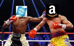 Microsoft bất ngờ dẫn đầu trong cuộc đua điện toán đám mây 10 tỷ USD, nhưng Azure vẫn còn kém xa AWS