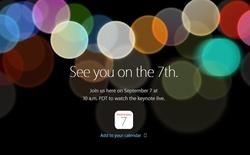 iPhone 7 sẽ xuất hiện vào đêm nay, làm thế nào để xem trực tiếp sự kiện này?