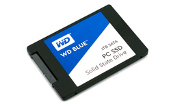 Đánh giá SSD Blue 1 TB mới toe của WD: Cuộc xâm lăng lịch sử