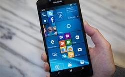 Màn hình Lumia 950 bị chê kém nhạy