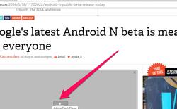 Cách chặn Flash trên Chrome để tăng tốc duyệt web, tiết kiệm pin