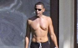Bí kíp rèn luyện sức khỏe của Tổng thống Obama