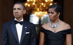 """Hãy nghe Obama nhận xét về chiếc điện thoại smartphone mới """"như đồ chơi trẻ con"""" của mình"""