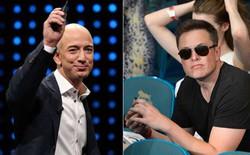 Jeff Bezos lại một lần nữa đánh bại Elon Musk