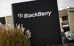 BlackBerry đang bán một thiết bị mới, nhưng đó không phải điện thoại