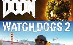 AMD tặng Doom, NVIDIA và Samsung tặng Watch Dogs 2, đây là thời điểm tuyệt vời nhất để nâng cấp máy tính