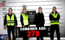 Khi vụ trộm kim cương lớn nhất lịch sử nước Anh được thực hiện bởi những ông lão
