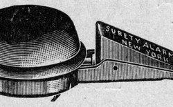 Sản xuất năm 1906, chiếc chuông cửa này thực sự là phát minh của bậc kỳ tài
