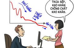 Hí họa: Phong ba bão táp không bằng Startup Việt Nam
