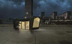 Đất chật người đông, startup này nghĩ ra cách cho dân lên nóc nhà ở