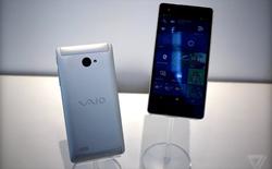 Soi kỹ siêu phẩm Phone Biz của VAIO: đây là điện thoại hay máy tính xách tay?