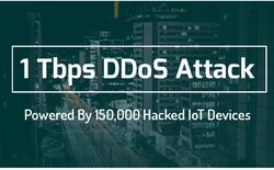 """Vừa có một cuộc tấn công DDoS lớn nhất từ trước đến nay, """"hung thủ"""" có thể chính là máy giặt nhà bạn"""
