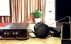 """""""Mắt thấy, tay sờ"""" dàn âm thanh Signature Series giá 150 triệu vừa được Sony ra mắt tại Việt Nam"""