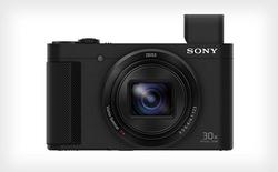 Sony trình làng HX80: máy ảnh compact nhỏ bằng bàn tay, zoom tới 30 lần