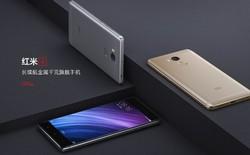 Xiaomi Redmi 4 và Redmi 4A chính thức ra mắt, khung nhôm nguyên khối, cấu hình ổn, Redmi 4A giá chỉ 1,6 triệu