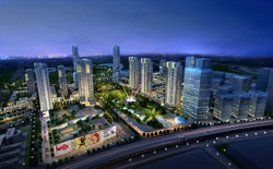 Hé lộ địa điểm xây tòa nhà 300 triệu USD của Samsung tại Hà Nội