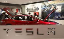 Giá cổ phiếu của Tesla báo hiệu một sự thay đổi lớn của ngành công nghiệp xe điện