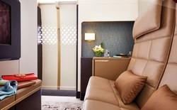 Trải nghiệm khoang máy bay cá nhân hạng siêu sang giá hơn 500 triệu một chuyến của hãng hàng không Etihad