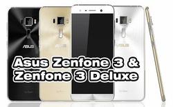ZenFone 3 Deluxe sẽ có phiên bản sử dụng chip Snadragon 823