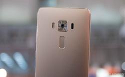 ZenFone 3 Deluxe là smartphone đầu tiên công bố sẽ dùng chip Snapdragon 821