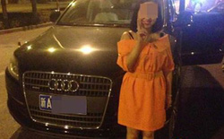 """Vi phạm giao thông, cô gái trẻ nhờ cảnh sát sử dụng ứng dụng chụp ảnh """"lừa tình"""" để trở nên xinh đẹp hơn"""