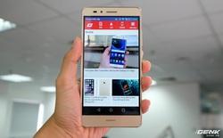 Huawei GR5: giá 6 triệu đồng nhưng cảm biến vân tay cực nhạy, camera chưa tốt