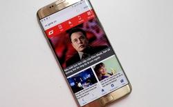 Bóc máy Galaxy S7 edge chính hãng đầu tiên: cong hai cạnh ư, thực ra tôi thấy tận bốn