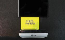 Cùng khám phá những điều tưởng chừng kỳ cục trên thiết kế của LG G5