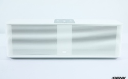 Mở hộp và đánh giá loa Mi Internet Speaker: phát nhạc từ xa qua Wifi, nghe tốt nhưng buồn là không có tiếng Anh