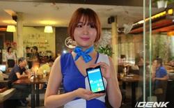 Smartphone Philips giảm ánh sáng xanh mà không làm sai màu màn hình