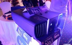 BenQ ra mắt thị trường Việt Nam máy chiếu W11000: Phát hình ảnh UHD 4K, công nghệ DLP đạt chuẩn THX, giá 159 triệu đồng