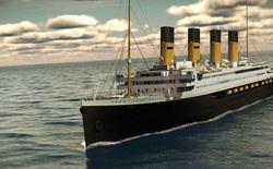 Titanic sẽ sớm được quay trở lại sau hơn một thế kỷ biến mất