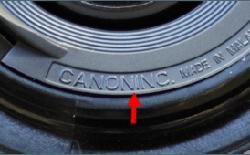 Ống kính Canon 50mm f/1.8 xuất hiện nhiều hàng giả trên thị trường, gần như giống hệt lens chính hãng