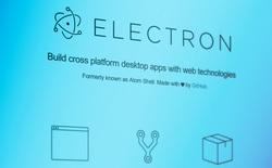 Sau khi thống trị nền web, JavaScript bắt đầu đặt chân lên desktop