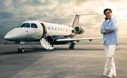 Khám phá phi cơ mới tậu giá 20 triệu USD của Thành Long