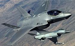 Không chỉ biết sát sinh, máy bay chiến đấu F-16 vừa cứu được một mạng người