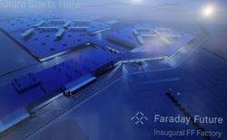 Đối thủ mới nổi của Tesla công bố nhà máy rộng 3 triệu mét vuông, trị giá 1 tỷ USD