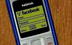 Không cần smartphone, đây là cách đăng status Facebook từ điện thoại cục gạch