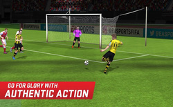 EA âm thầm phát hành FIFA 17 trên Android, bạn tải chưa?