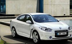 Tháng 6 năm nay sẽ có xe điện Renault đầu tiên về Việt Nam