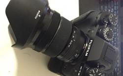 Chiếc máy ảnh được mọi fan hâm mộ Fujifilm mong chờ đã lộ trước ngày ra mắt